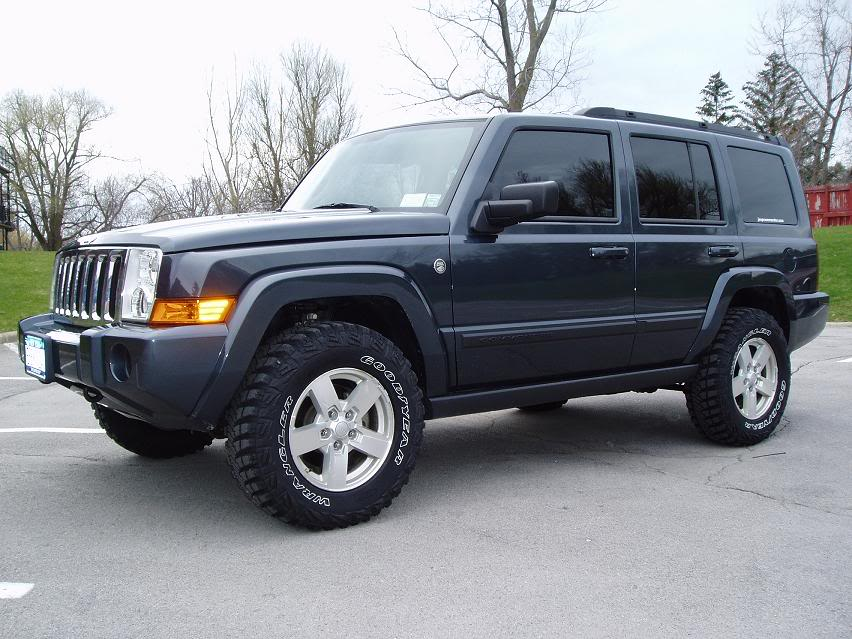 Jeep Liberty Ome Lift