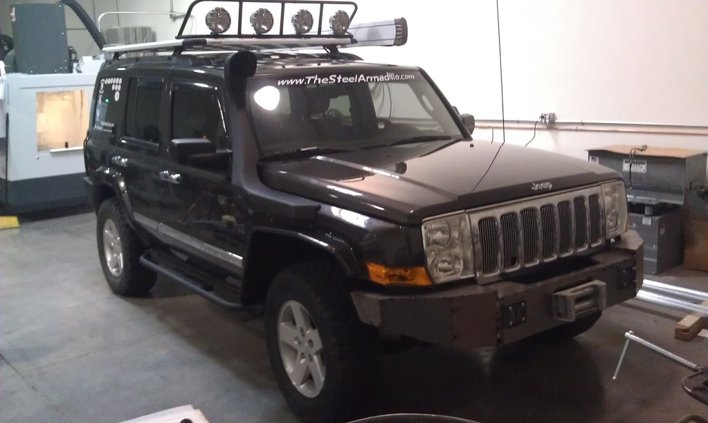 What did you do to your ultimate jeep today 2012 gave the beast a wax job only took me three hours aloadofball Images